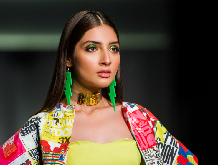88aadf41973 The Best Beauty Looks from HUM Showcase 2019 Day 1