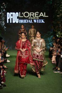PFDC bridal week lahore