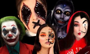 Top Must See Halloween Looks Created By Pakistani Makeup Artists
