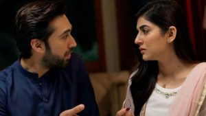 Sanam Baloch and Ali Rehman in Khaas