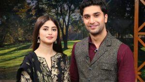 Sajal Aly & Ahad Raza Mir
