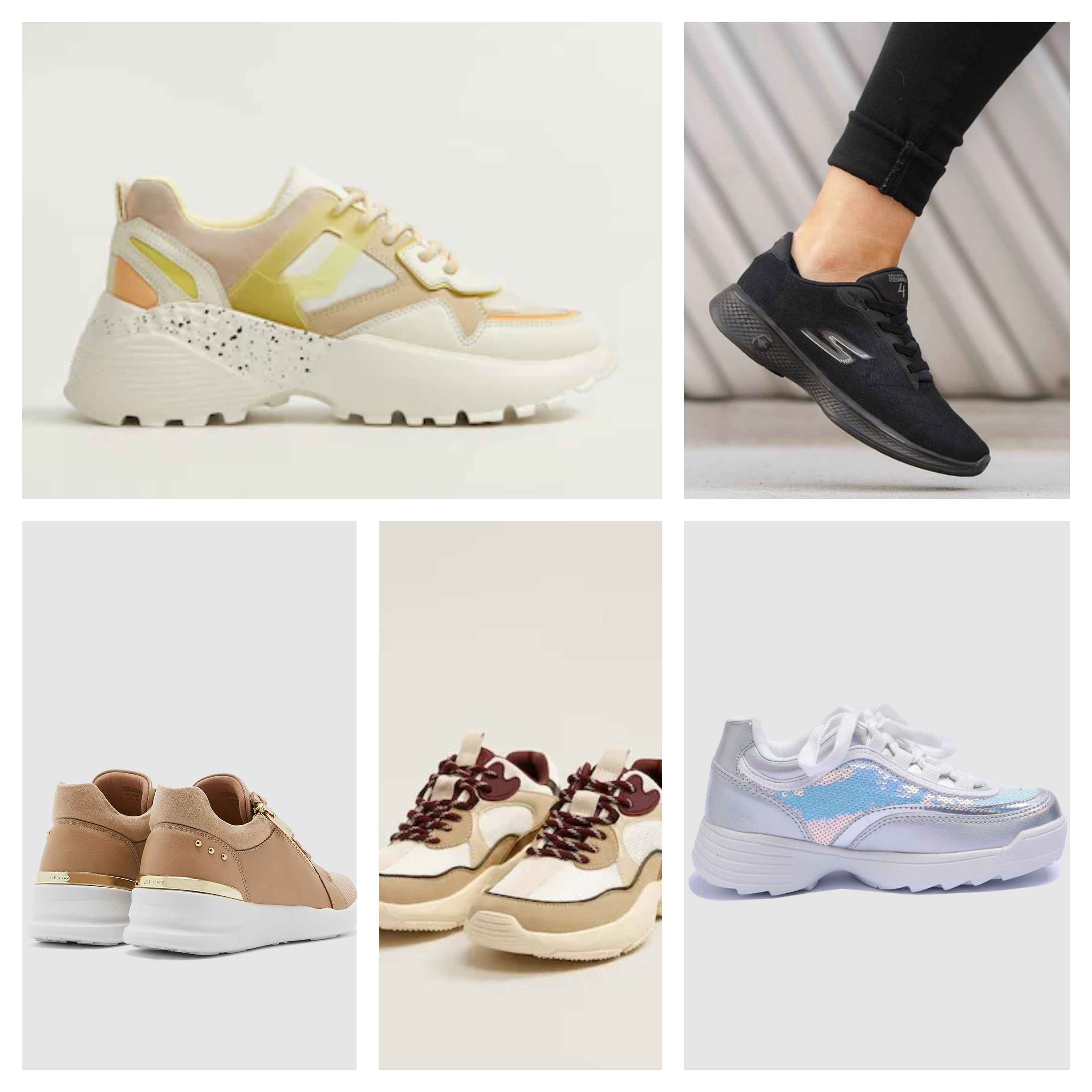 Sneakers? Sneakers. Sneakers! Where to