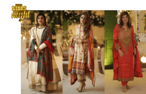 How to wear bright colours on a shaadi