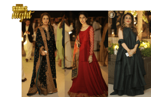 How to wear a Peshwaas at a Pakistani event