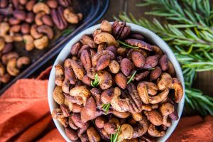 benefits of nuts and dry fruits