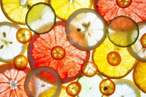 Citrus fruits , how to fight against smog