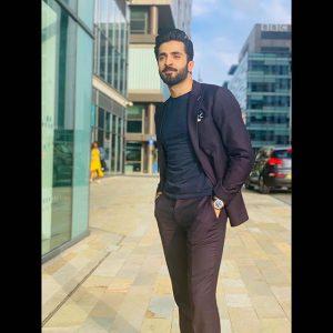 Shehryar Hussain Best dressed list