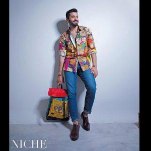 Shehryar Munawar For Niche Lifestyle 2019