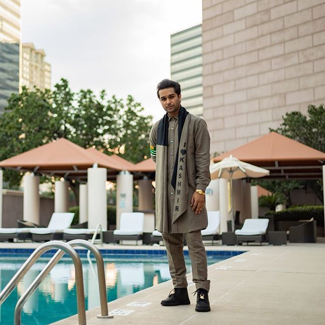 Asim Azhar fpr best dressed 2019