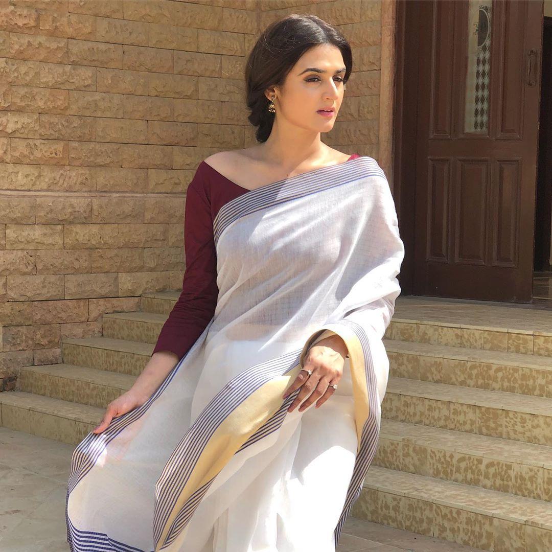 Hira Mani best dressed 2019