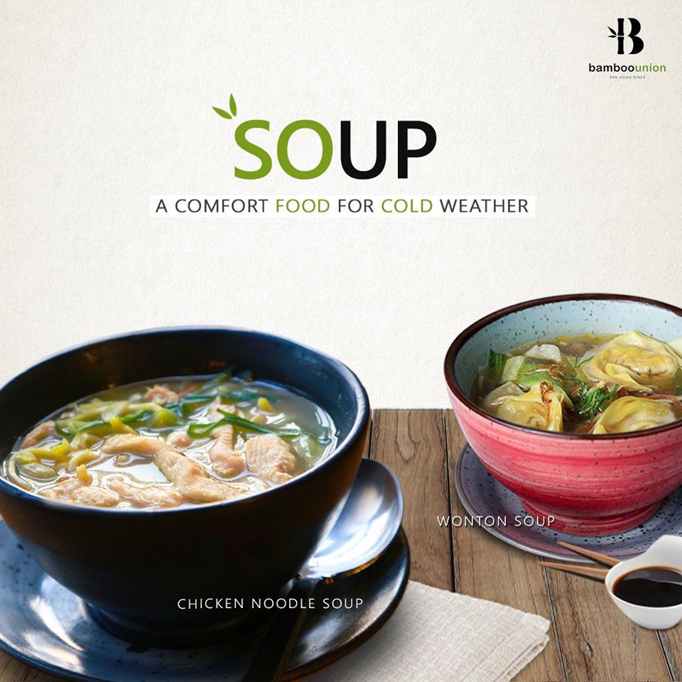 Soup- Bamboo Union