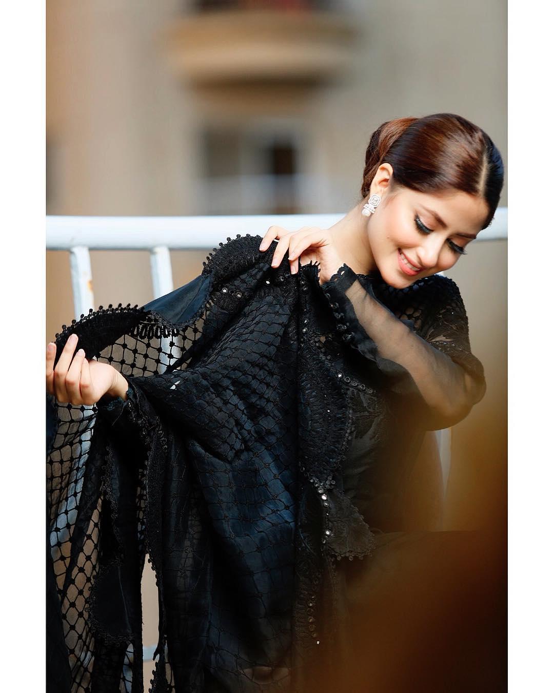 Sajal Aly for best dressed 2019