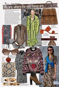 Niche Lifestyle helps you style the Animal Print trend
