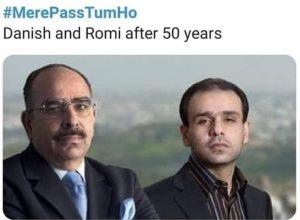 Malik Riaz for Mere Pass Tum Ho