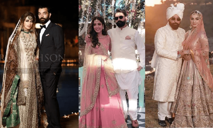 Hottest Pakistani Celebrity Couples Couples