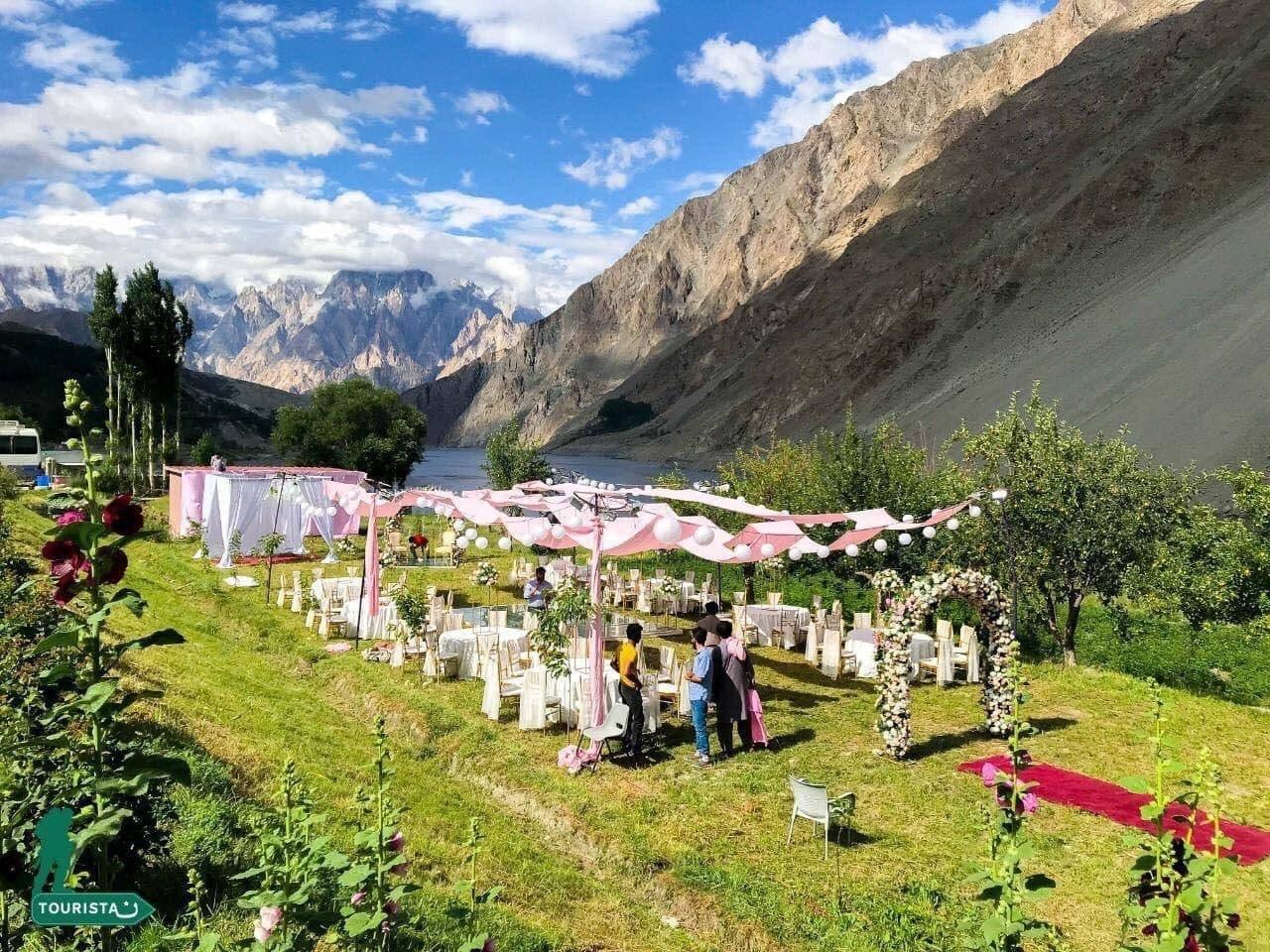 Hunza Wedding