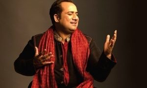 Rahat Fateh Ali Khan in his own element
