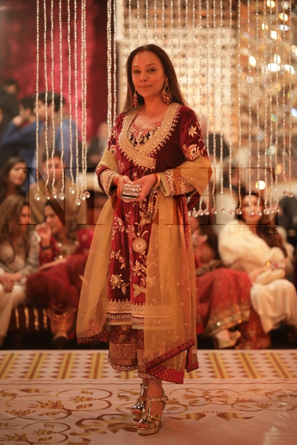 Nazia Nazir at Shahrose Chaudri and Adham Sheikh's Shendi