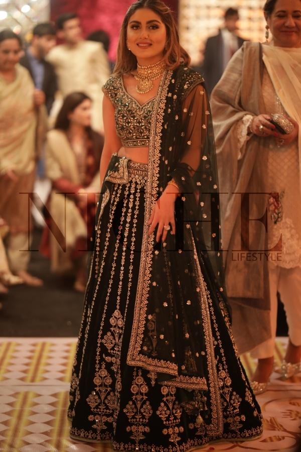 Anush Ammar at Sharose and Adham's Wedding