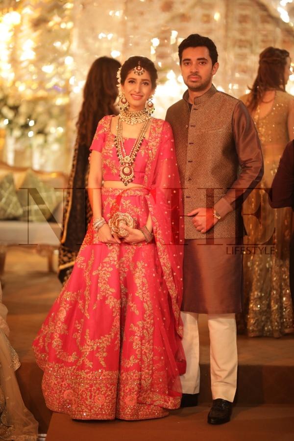 Shahrose and Adham's wedding