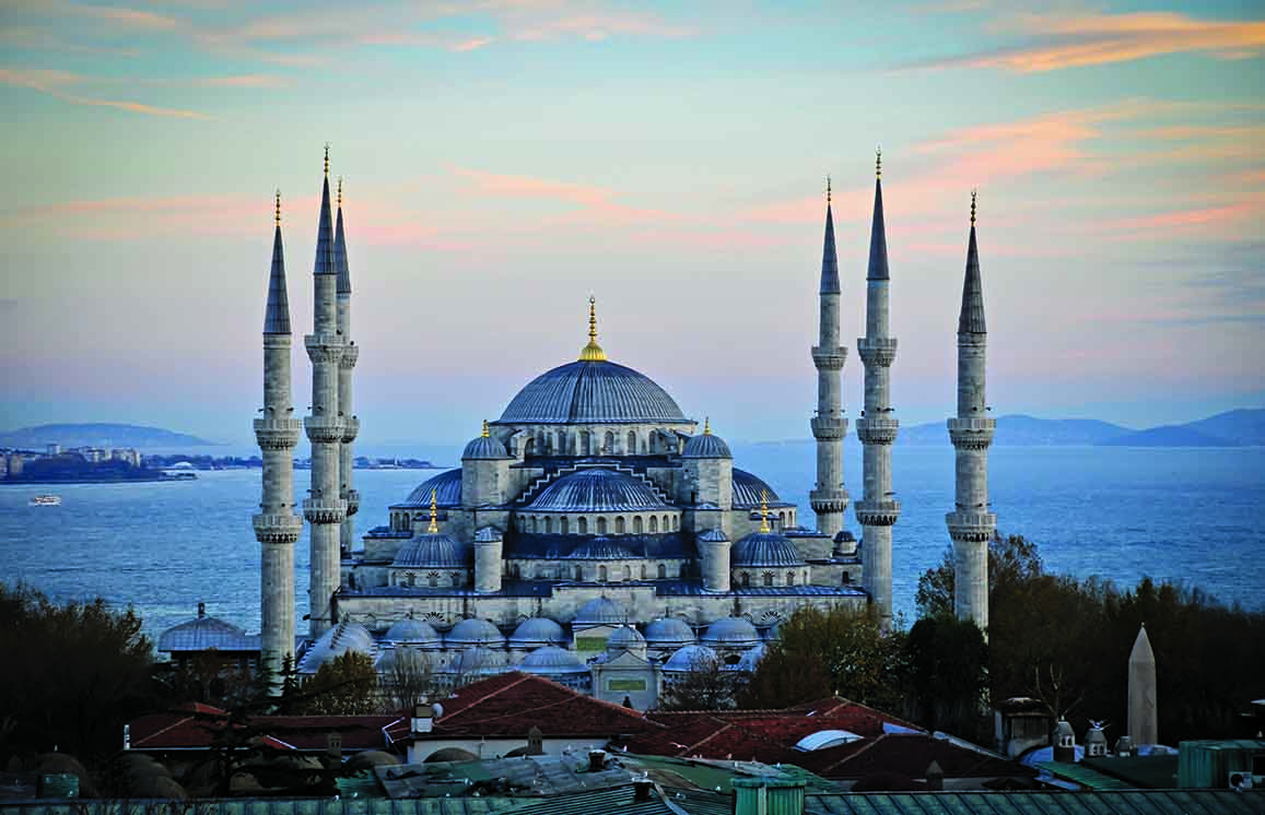 TURKEY-The Land of the CRESCENT Moon