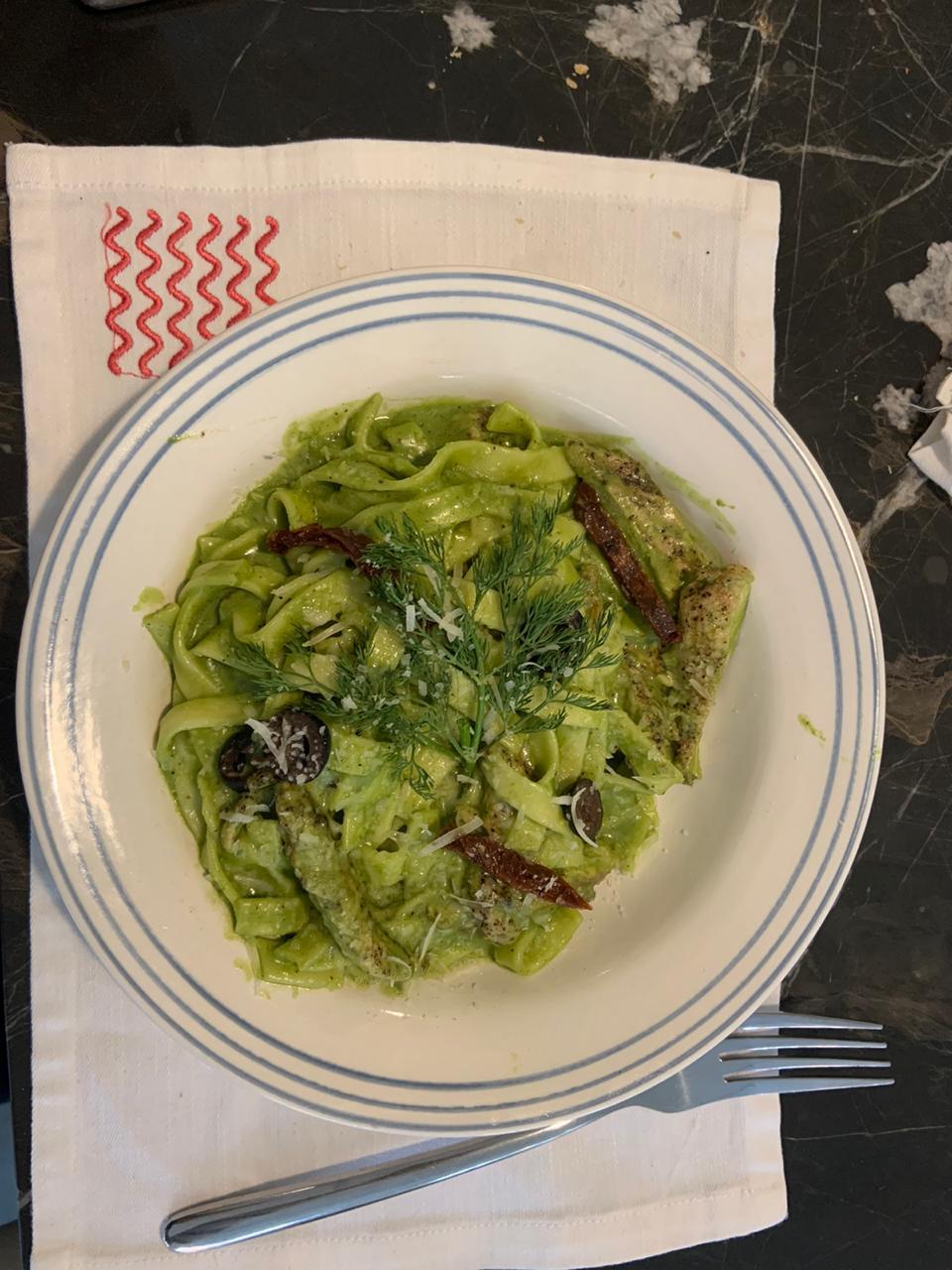 florentine pasta