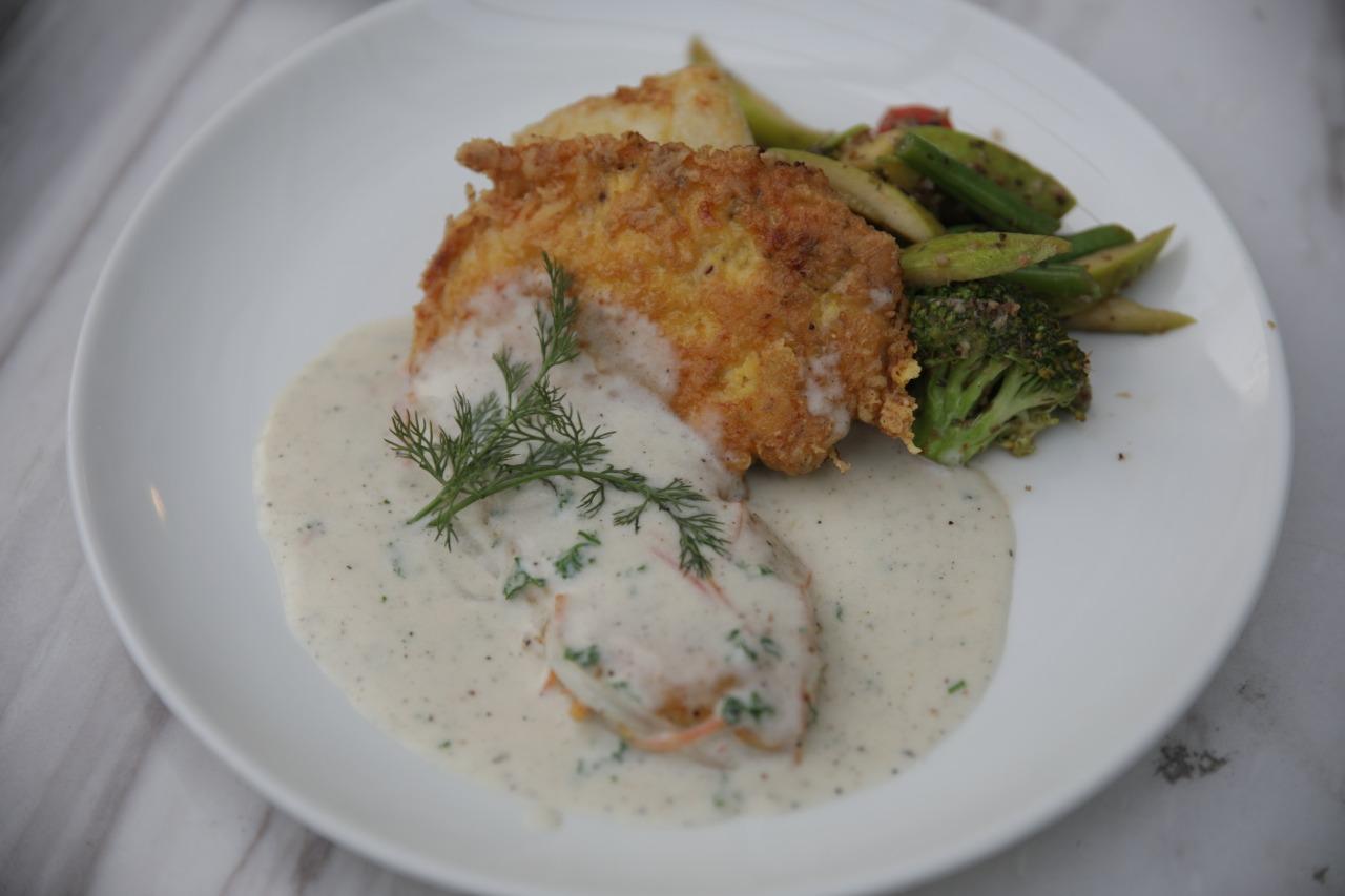 parmigiana chicken