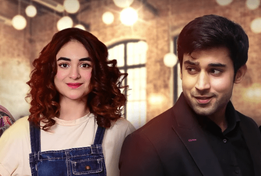 Yumna Zaidi and Bilal Abbas