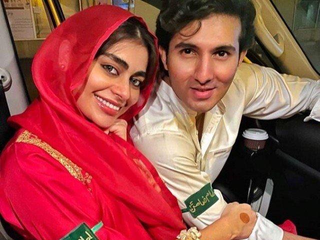 Sadaf and Shahroz