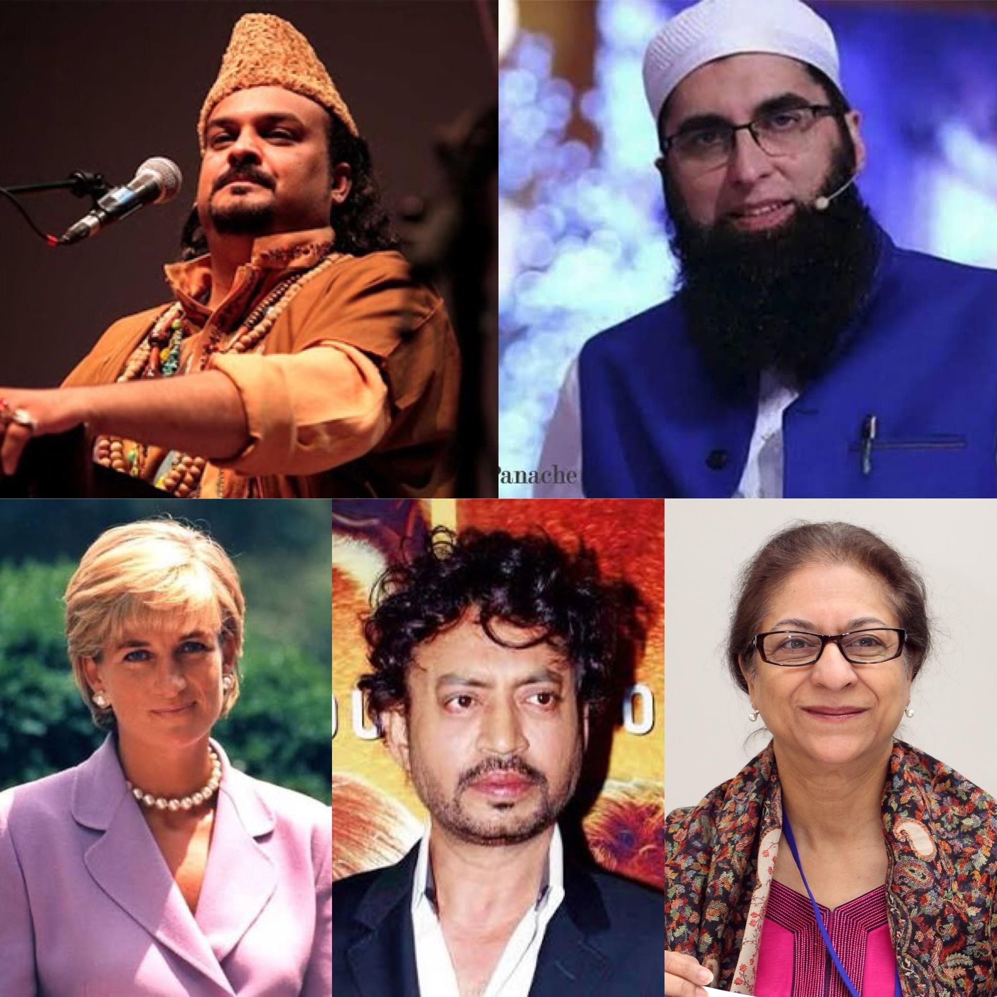 Pakistani Celebrity Deaths