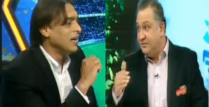 Twitter reacts to Shoaib Akhtar quitting TV show